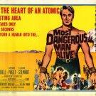 Most Dangerous Man Alive  1961 both versions