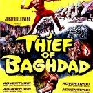 Thief of Baghdad aka Il ladro di Bagdad 1961 2 versions