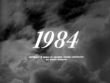 1984  1956 Edmond O'Brien version