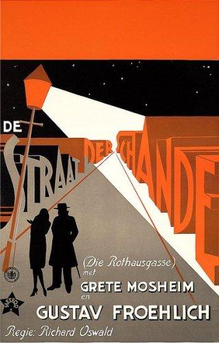 Die Rothausgasse 1928 Richard Oswald