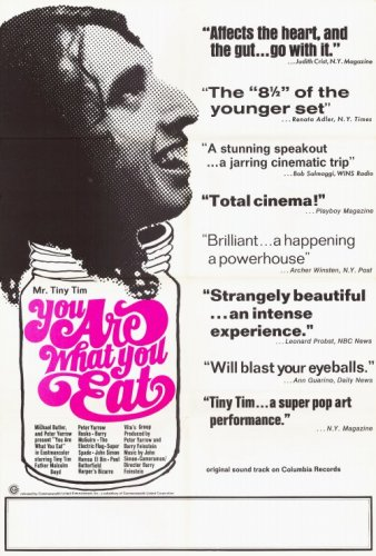 You Are What You Eat 1968