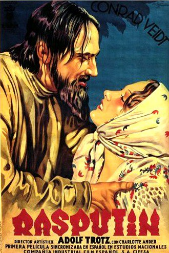 Rasputin Dämon der Frauen aka Rasputin Demon with Women 1932