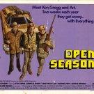 Open Season 1974 UNCUT
