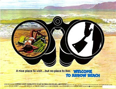 Welcome to Arrow Beach completely uncut 1974