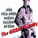 Great Gatsby 1949  Alan Ladd