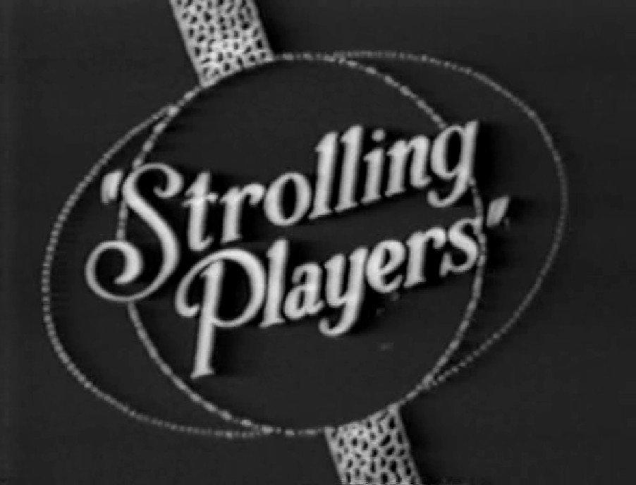 Komödianten aka Strolling Players 1925