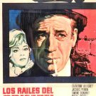 Sleeping Car Murder aka Compartiment Tueurs original French WS 1965
