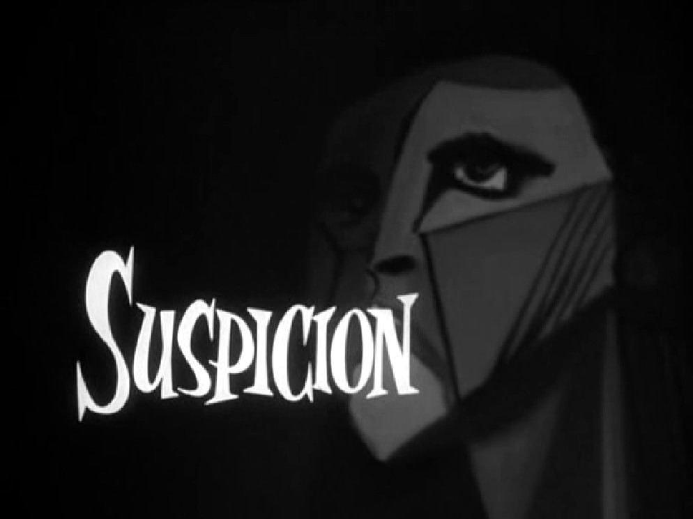 Alfred Hitchcock Suspicion 4 O'Clock 1957