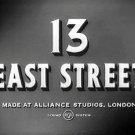 13 East Street 1952