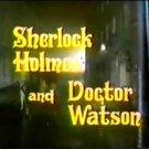 Sherlock Holmes and Doctor Watson 1979 very rare
