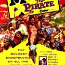 Morgan the Pirate 1960 Steve Reeves 3 diff versions