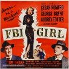 FBI Girl 1951