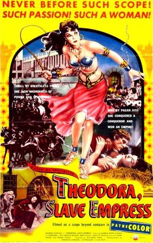 Teodora imperatrice di Bisanzio aka Theodora, Slave Empress 1954