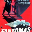 Fantomas 1947 Simone Signoret