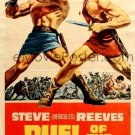 Duel of the Titans aka Romolo e Remo 1961 Widescreen in English Steve Reeves AND Gordon Scott