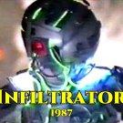 Infiltrator 1987 Scott Bakula Sci-fi superhero