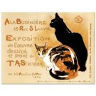 Ala BodiniereHand Pulled Litho by the RE Society,  Theophile-Alexandre Steinlen