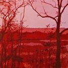 """Marcia Isaacs """"Winter Reflections II"""" Ltd.Ed. Giclee, AP, Signed, W/COA"""