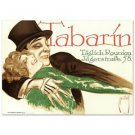 """Tabarin"" Hand Pulled Lithograph by the RE Society Orig.  by Ernst Deutsch"