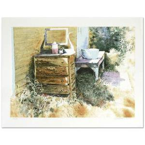 """William Nelson - """"Still Life by Shack"""" Limited Edition Serigraph"""