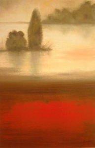 "Kelly Jane ""Golden Pond I""  Ltd.Ed. Giclee  , Signed, Numbered with COA"