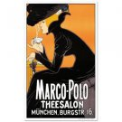 "Marco Polo"" Hand Pulled Lithograph by the RE Society NEW"