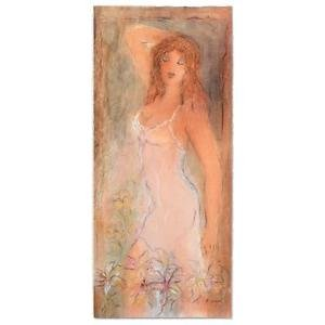 """Batia Magal! """"Heavenly Morning"""" Limited Edition Serigraph, Numbered Hand Siged"""