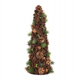 Pine Cone Large Tree Decor
