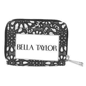 "Bella Taylor CARD CASE ""Chartreuse"" Wallet 4""L x 3"" W  x 1.25"" NWT"