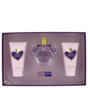 Princess By Vera Wang Gift Set -- 1.7 Oz Eau De Toilette Spray + 2.5 Oz  Body Lo