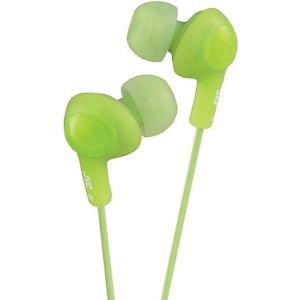 Jvc Gumy Plus Inner-ear Earbuds (green)