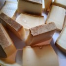 OATMEAL, MILK, & HONEY HOMEMADE SOAP 4PK (VARIED SIZES)