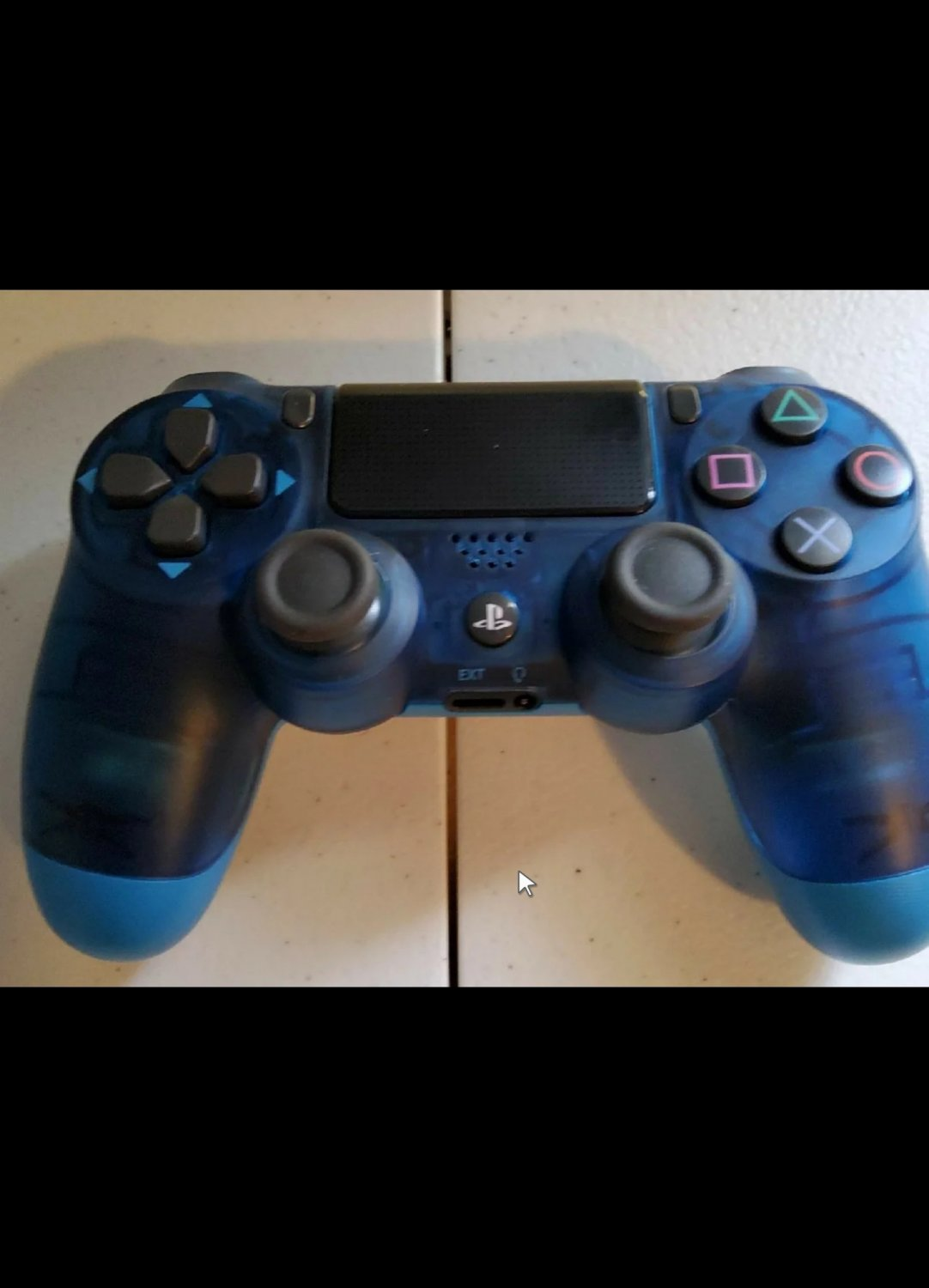 Wireless Controller SHOCK 4 for Playstation 4 Beautiful Blues