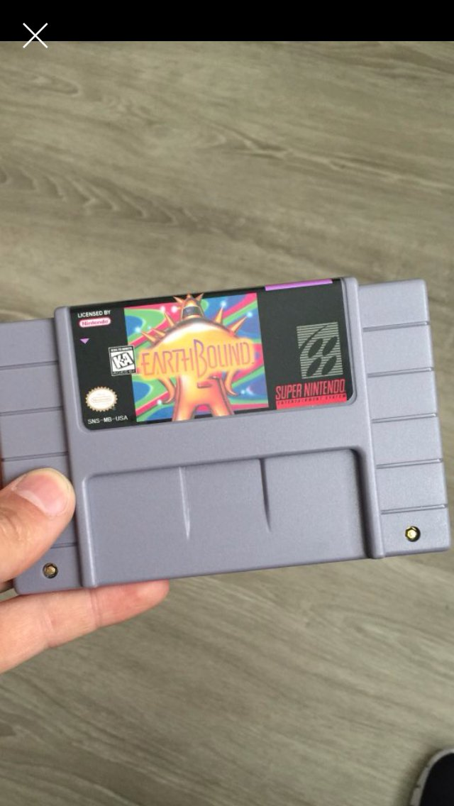 EarthBound NES 100% Working