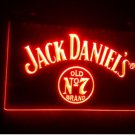 Jack Whiskey bar beer pub 3d signs LED Neon Sign b57