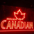 molson canadian beer bar pub 3d signs LED Sign Neon Light Sign b96