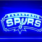 SPURS logo beer bar pub 3d signs LED Neon Light Sign b109
