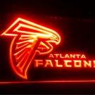 b-225 Atlanta Falcons logo Football Bar LED Neon Light Sign