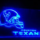 Houston Texans Helmet beer bar pub 3d signs LED Neon Light Sign b143
