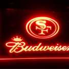 b-117 San Francisco Budweiser LED Sign Neon Light Sign Display