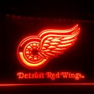b-266 Red Wings 3d signs  LED Neon Light Sign
