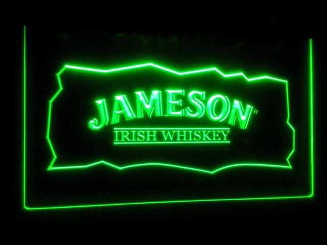 b-30 Jameson Whiskey Bar Club Pub LED Neon Light Sign
