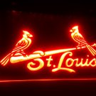 b-241 St. Louis Cardinals Bar Pub LED Neon Light Sign
