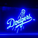 b-131 Los Angeles Dodgers Baseball LED Neon Light Sign