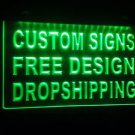 PERSONALIZED CREATE YOUR OWN NEON LED LIGHT SIGN