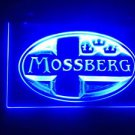 TR-22 Mossberg Firearms Gun Logo ADV, LED Neon Light Sign