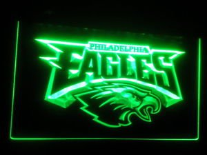 b-103 eagles logo 3d signs LED Sign Neon Light Sign Display