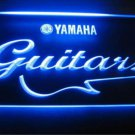 Yamaha Guitars Logo Beer Bar Pub Light Sign Neon