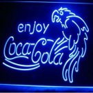 Enjoy Coca-Cola Logo Beer Bar Pub Light Sign Neon
