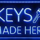 Keys Made Here Locksmiths LED Light Sign Bar Beer Pub Store